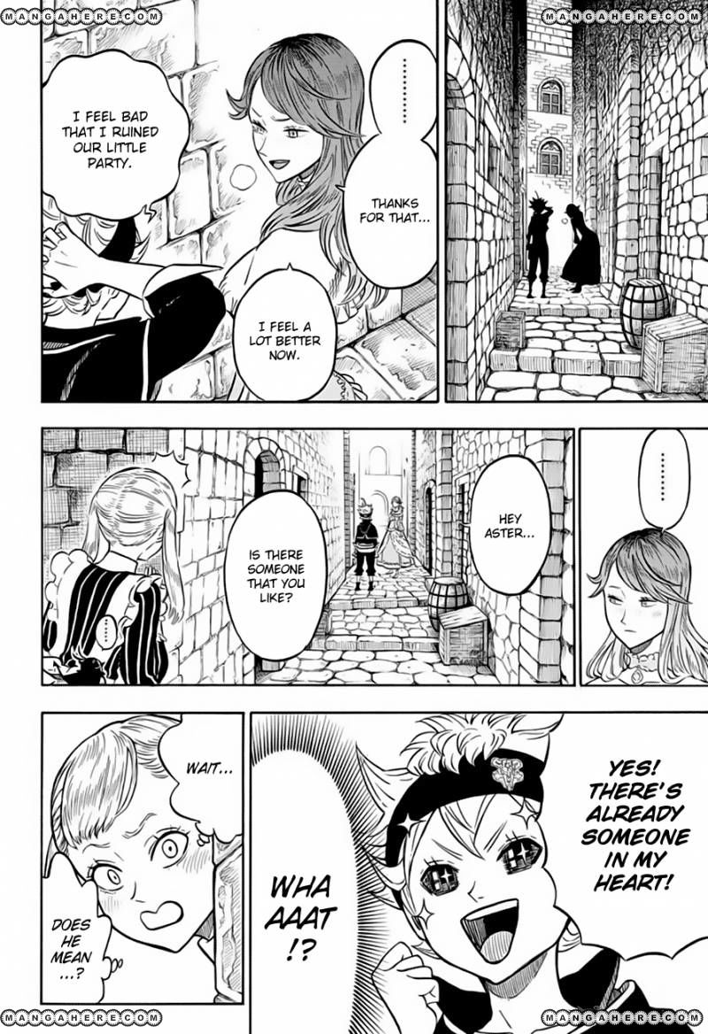Black Clover, Chapter 38 The Person in My Heart image 016