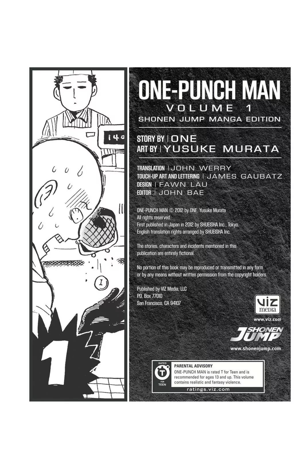 One Punch Man, Chapter Onepunch-Man 8.5 image 026