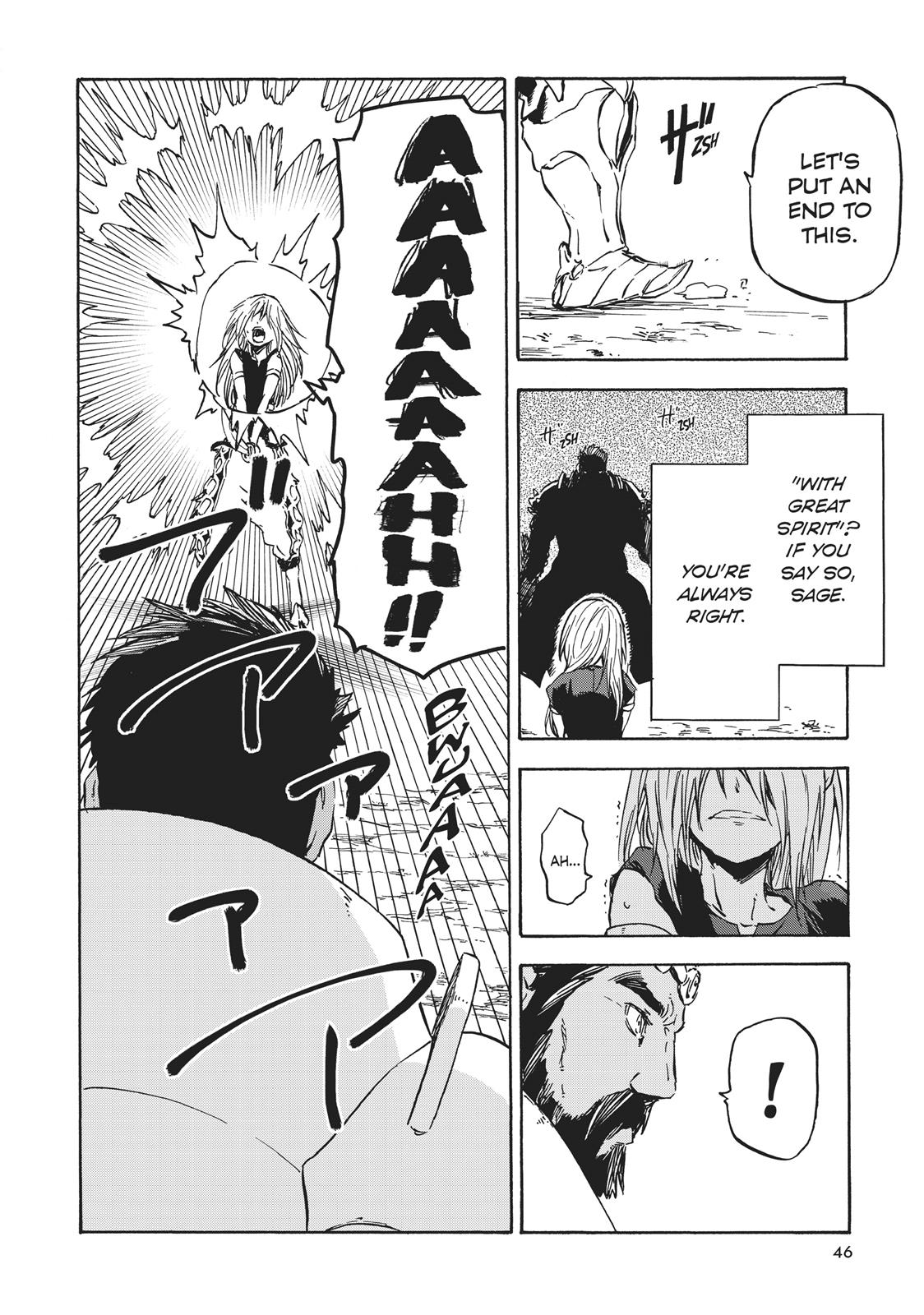 That Time I Got Reincarnated As A Slime, Chapter 28 image 045
