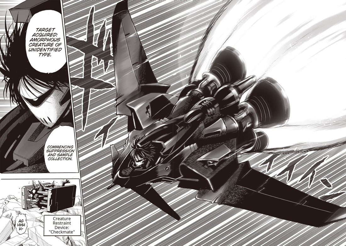 One Punch Man, Chapter One-Punch Man 134.2 image 015