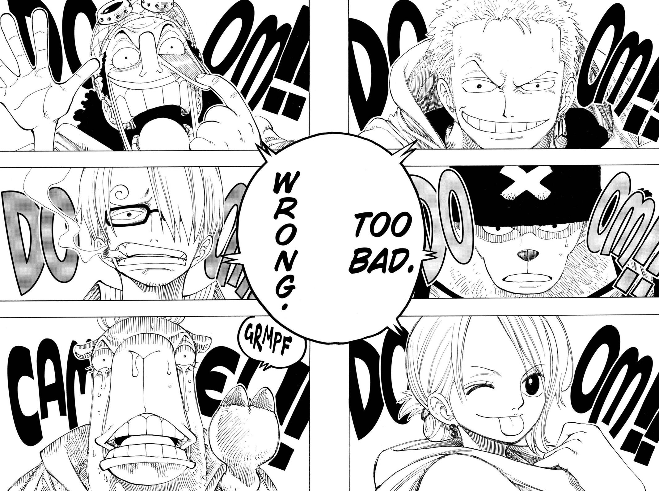 One Piece, Chapter 181 image 015