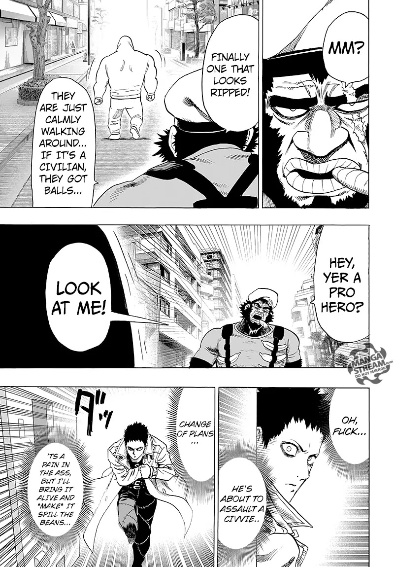 One Punch Man, Chapter Onepunch-Man 78 image 032