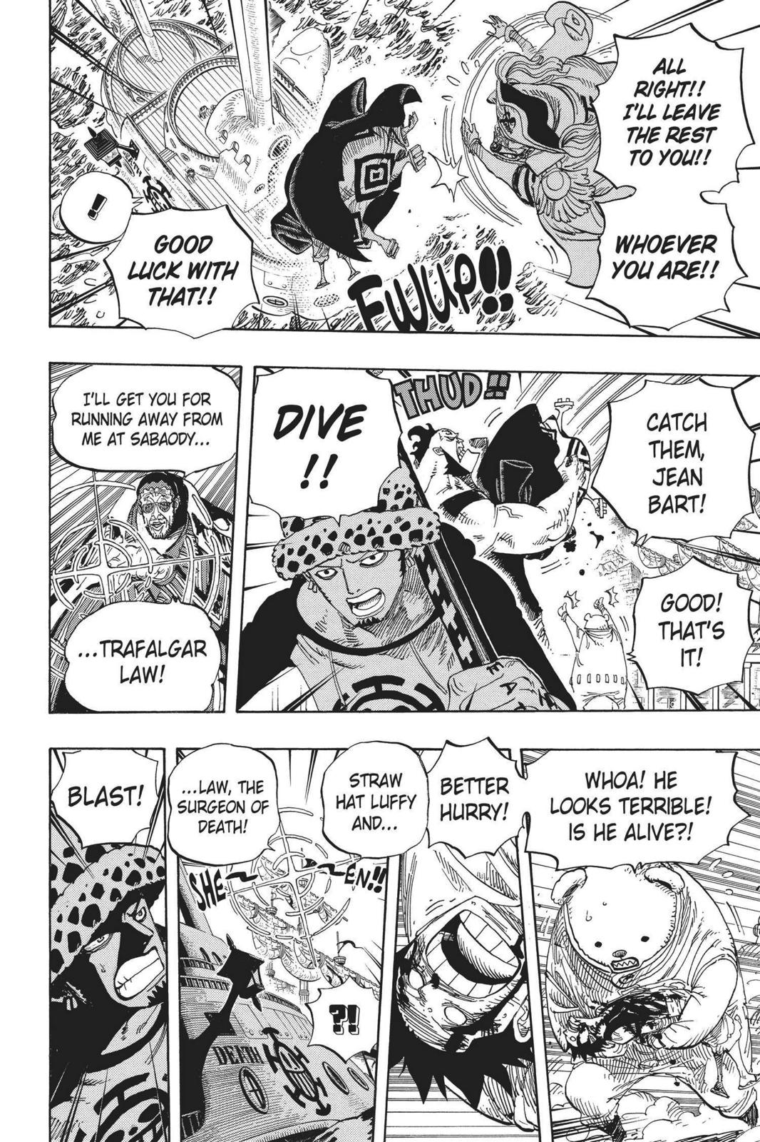 One Piece, Chapter 579 image 008
