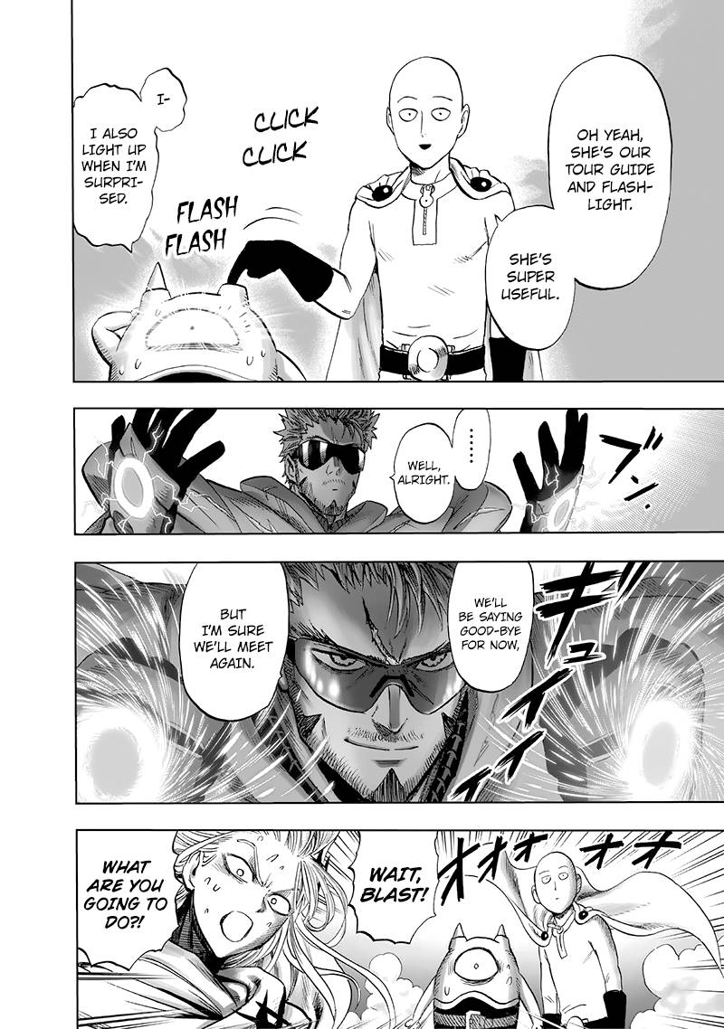 One Punch Man, Chapter 139 image 015