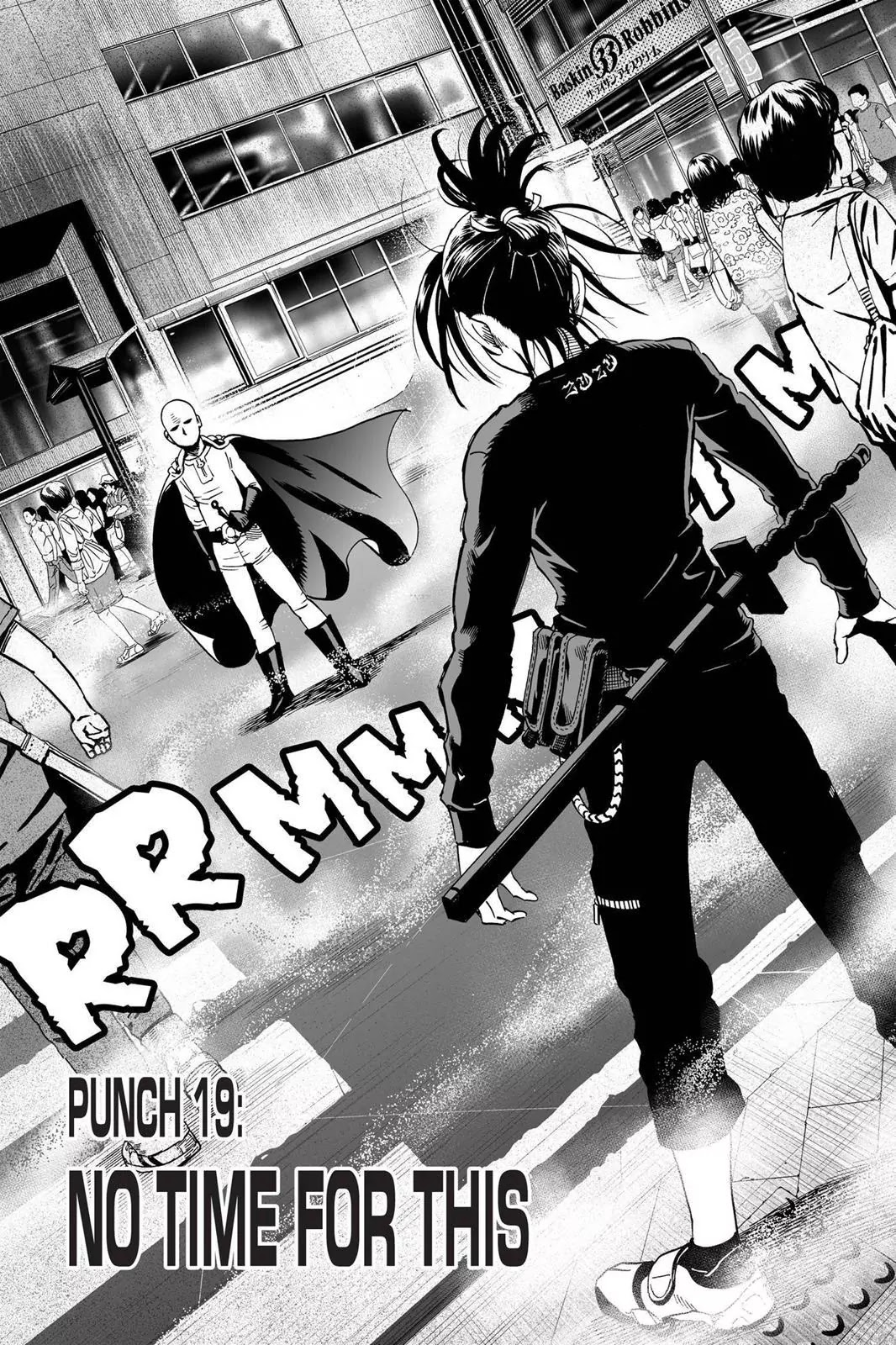 One Punch Man, Chapter Onepunch-Man 19 image 001