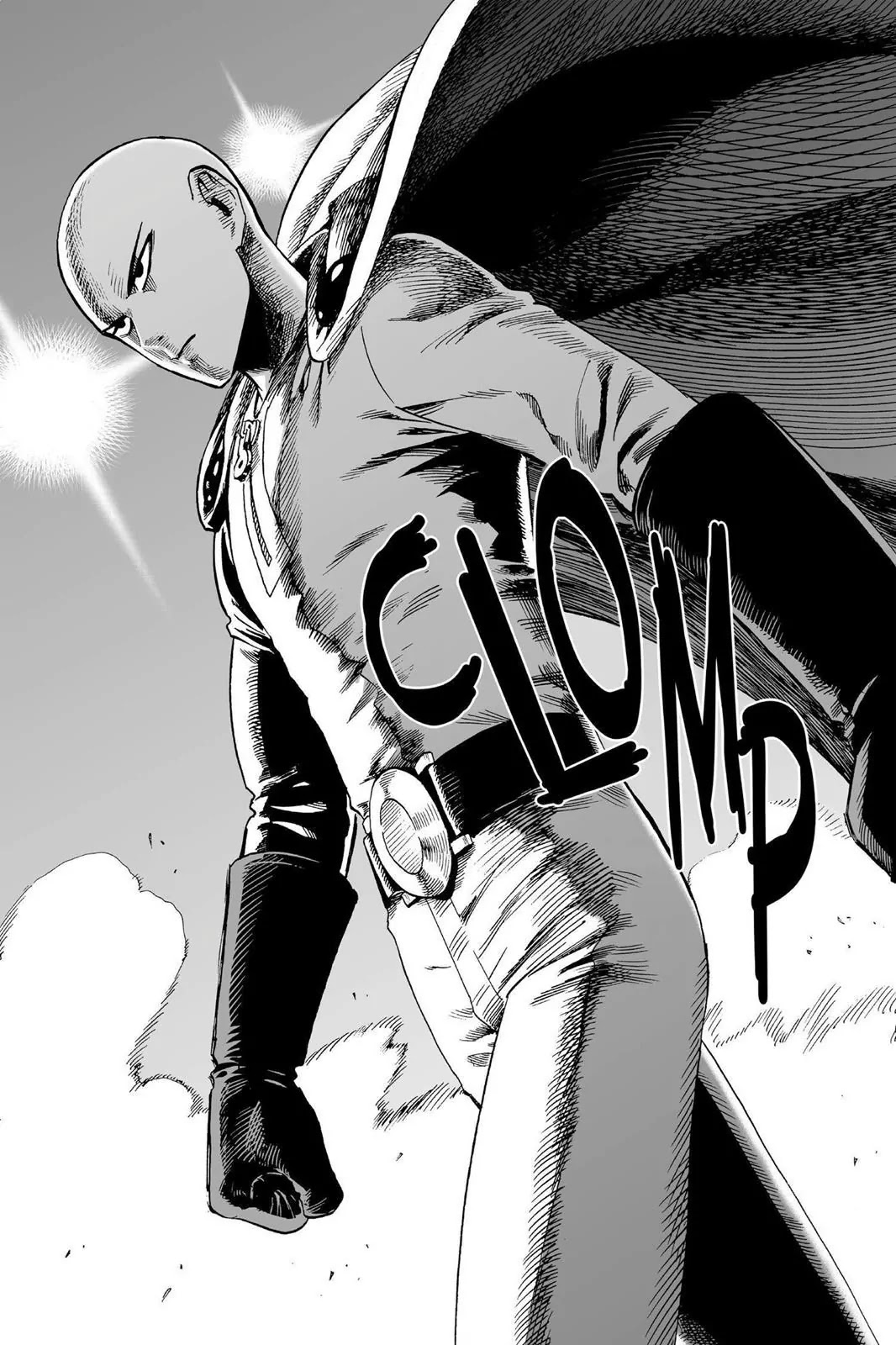 One Punch Man, Chapter Onepunch-Man 10 image 024