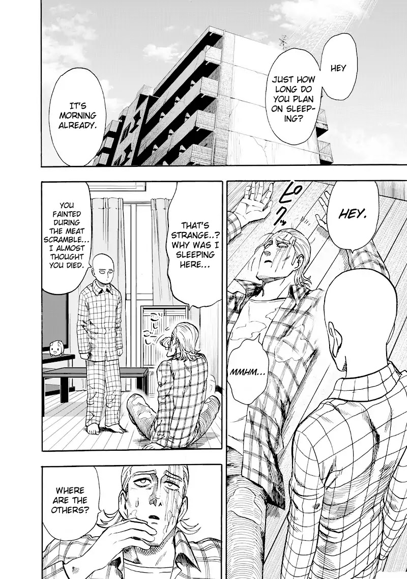 One Punch Man, Chapter Onepunch-Man 90 image 006