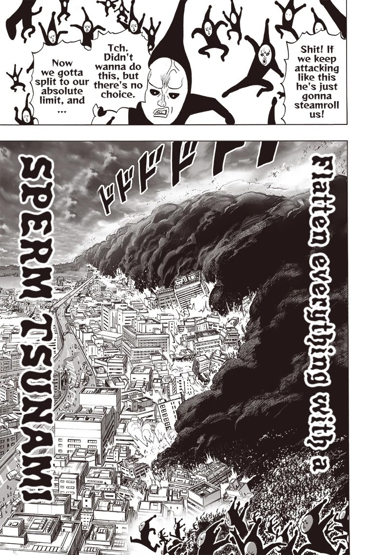 One Punch Man, Chapter 146 image 008