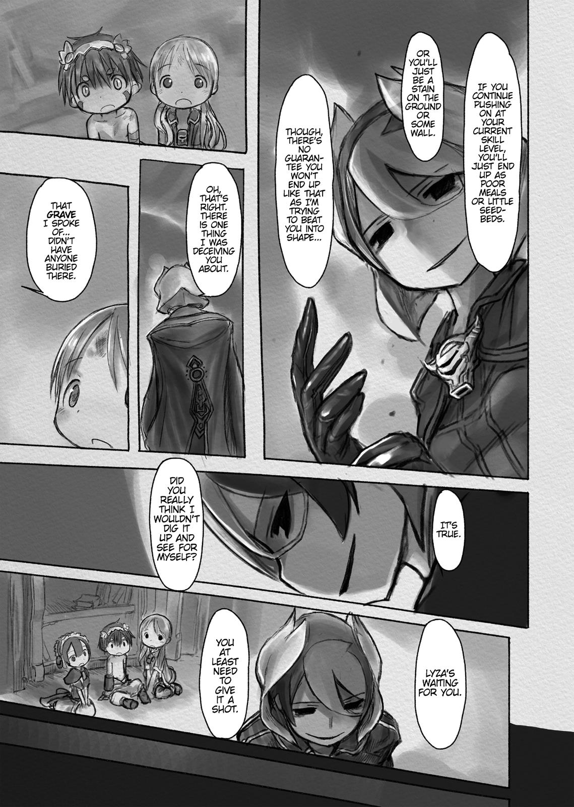 Made In Abyss, Chapter Hello,Abyss 16 image 007
