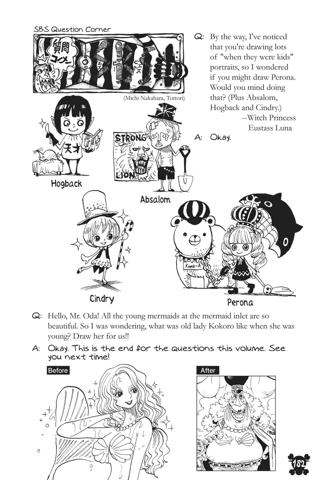 One Piece, Chapter 655 image 019