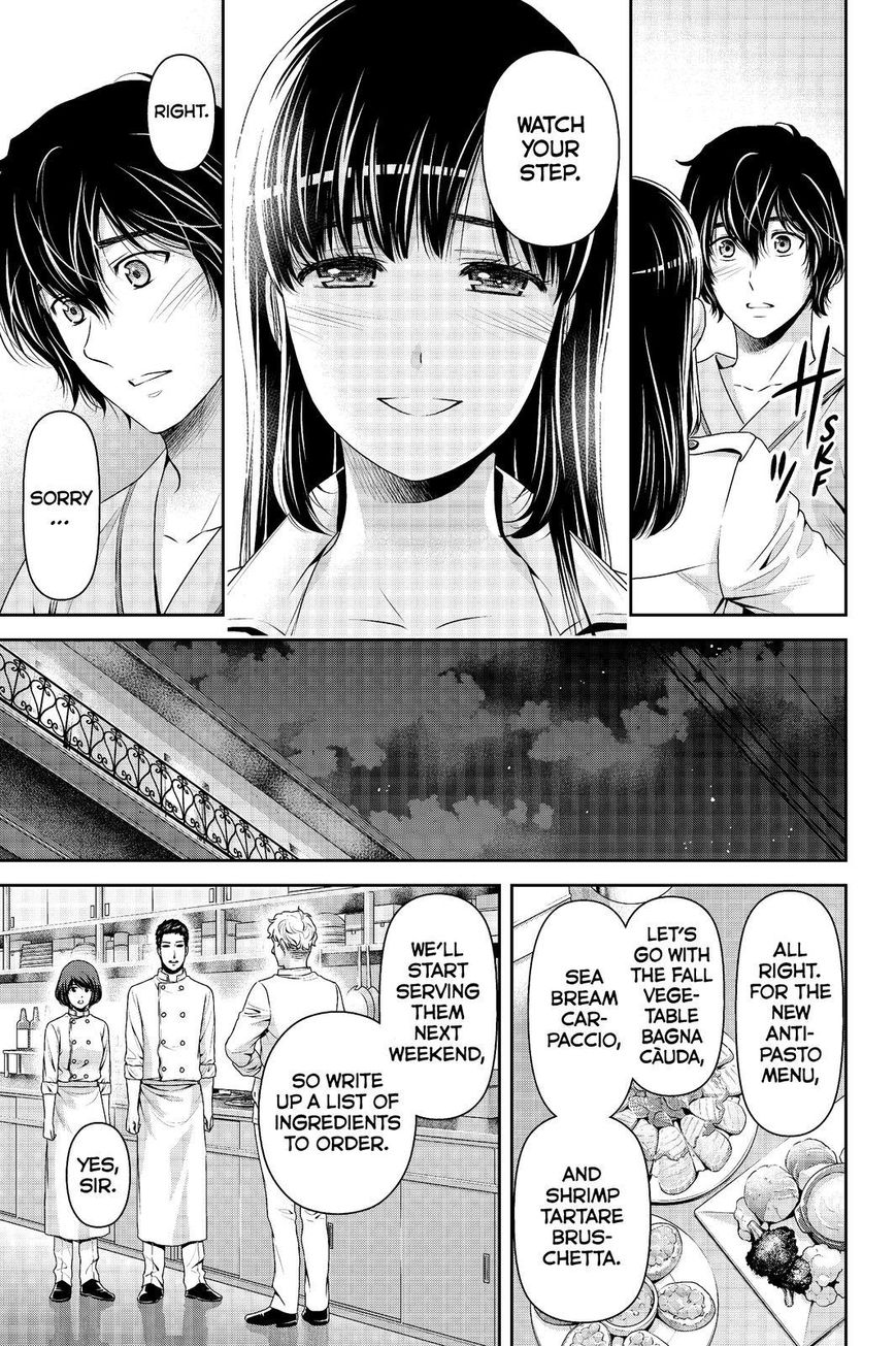 Domestic Girlfriend, Chapter 190 Give Everything image 017