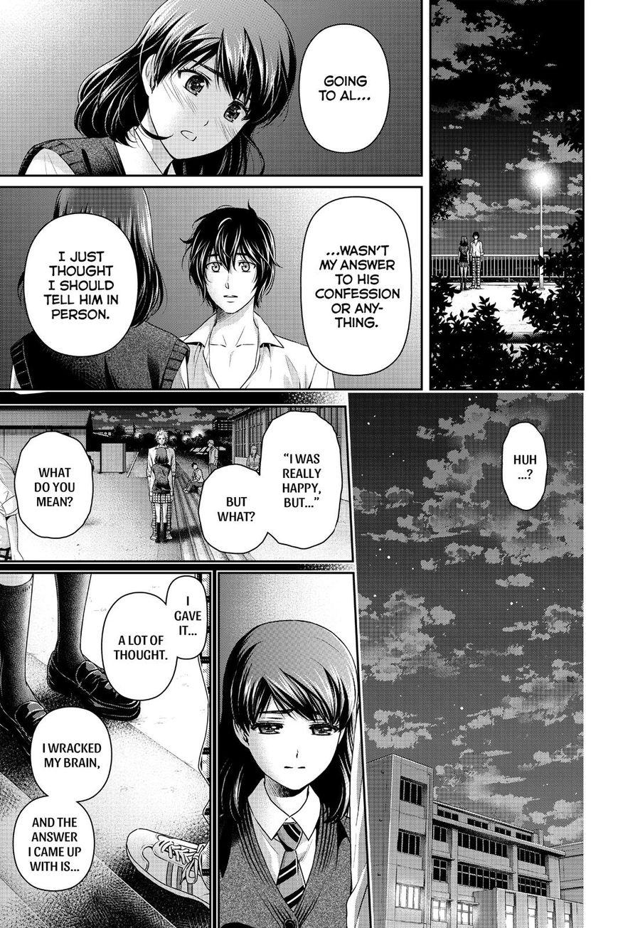 Domestic Girlfriend, Chapter 115 Confession image 017