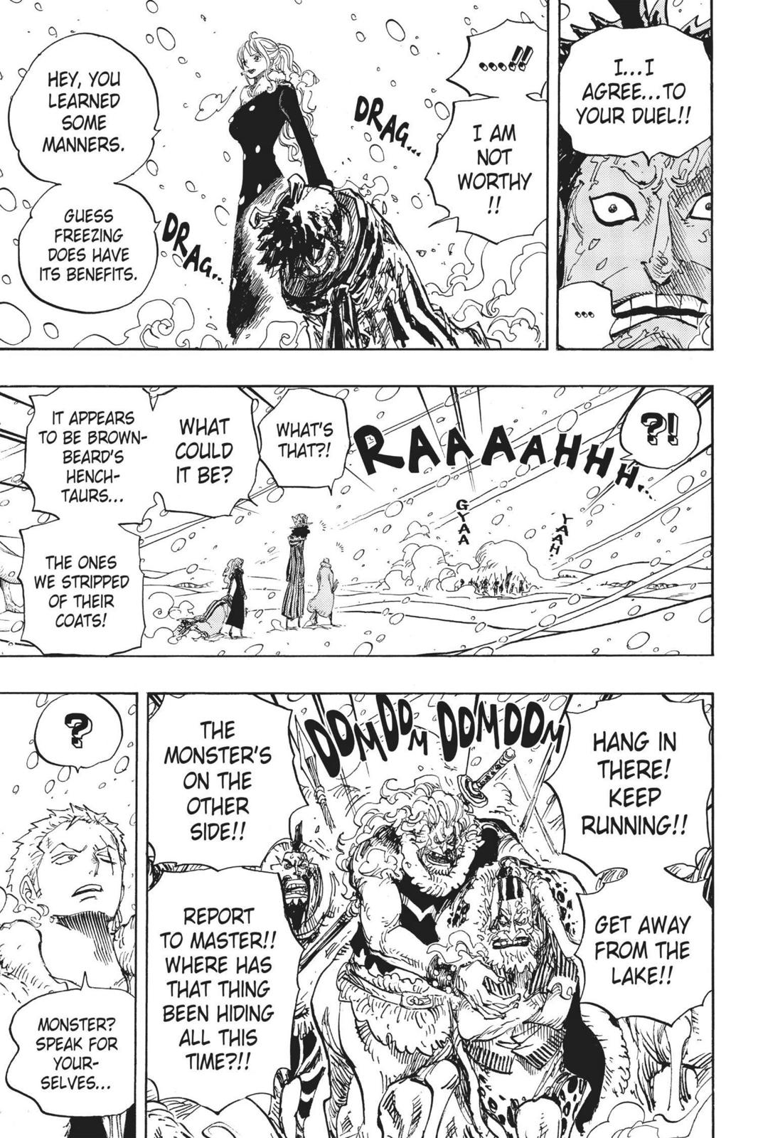 One Piece, Chapter 669 image 011