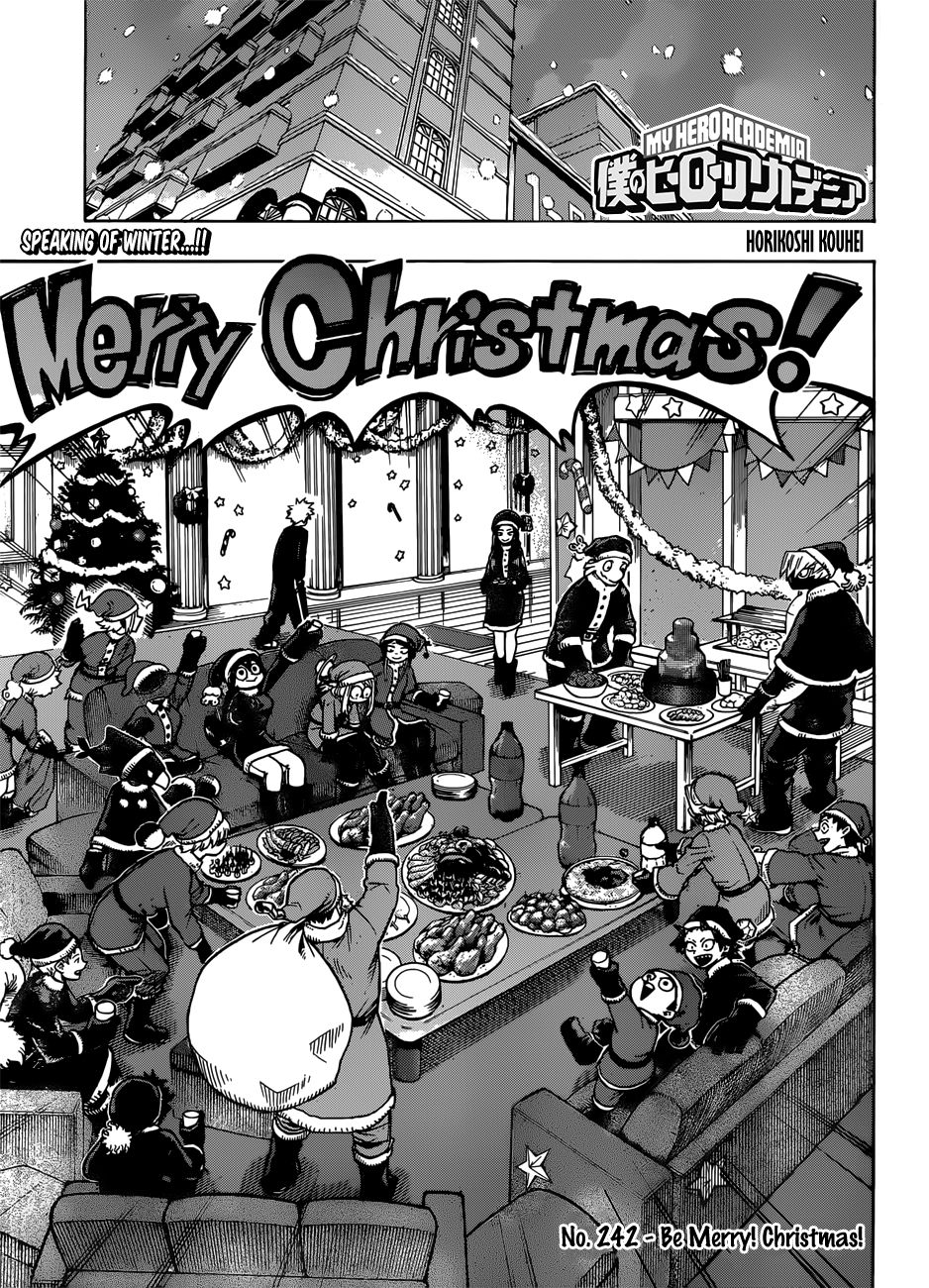 My Hero Academia, Chapter 242 image 006