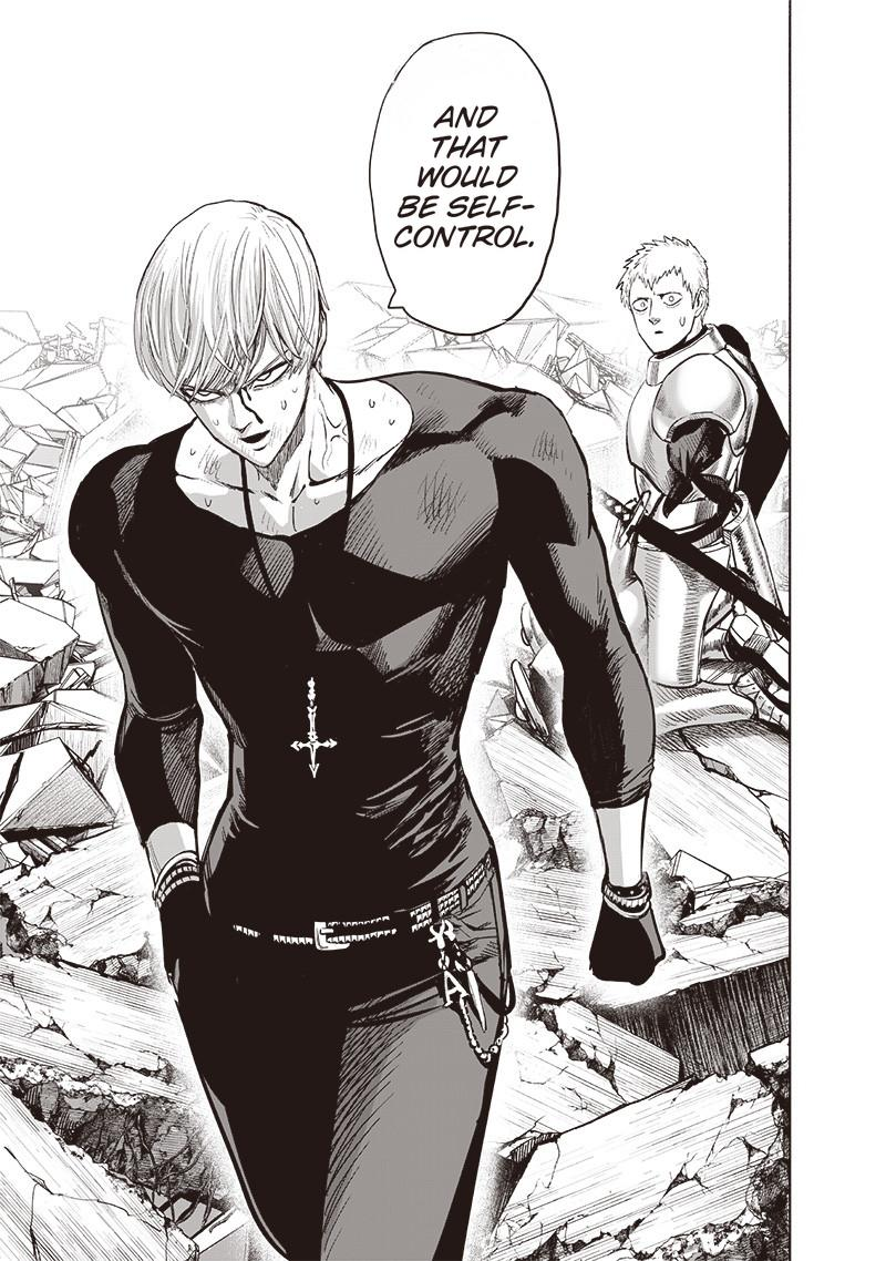 One Punch Man, Chapter One-Punch Man 135 image 012