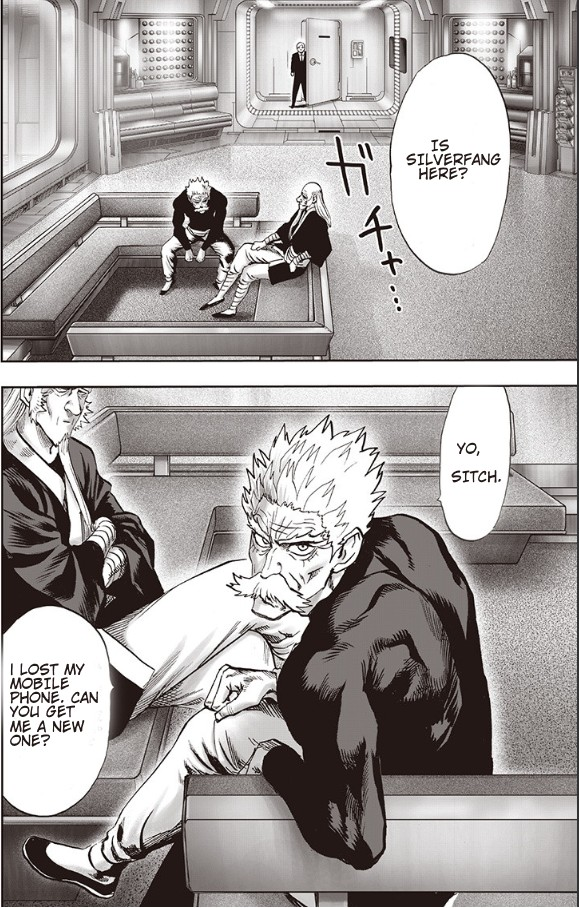 One Punch Man, Chapter Onepunch-Man 93 image 042