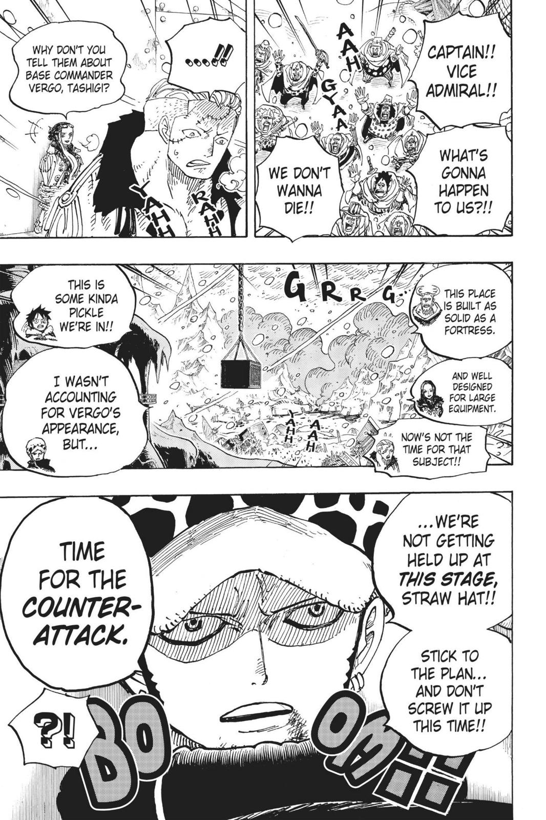 One Piece, Chapter 676 image 018