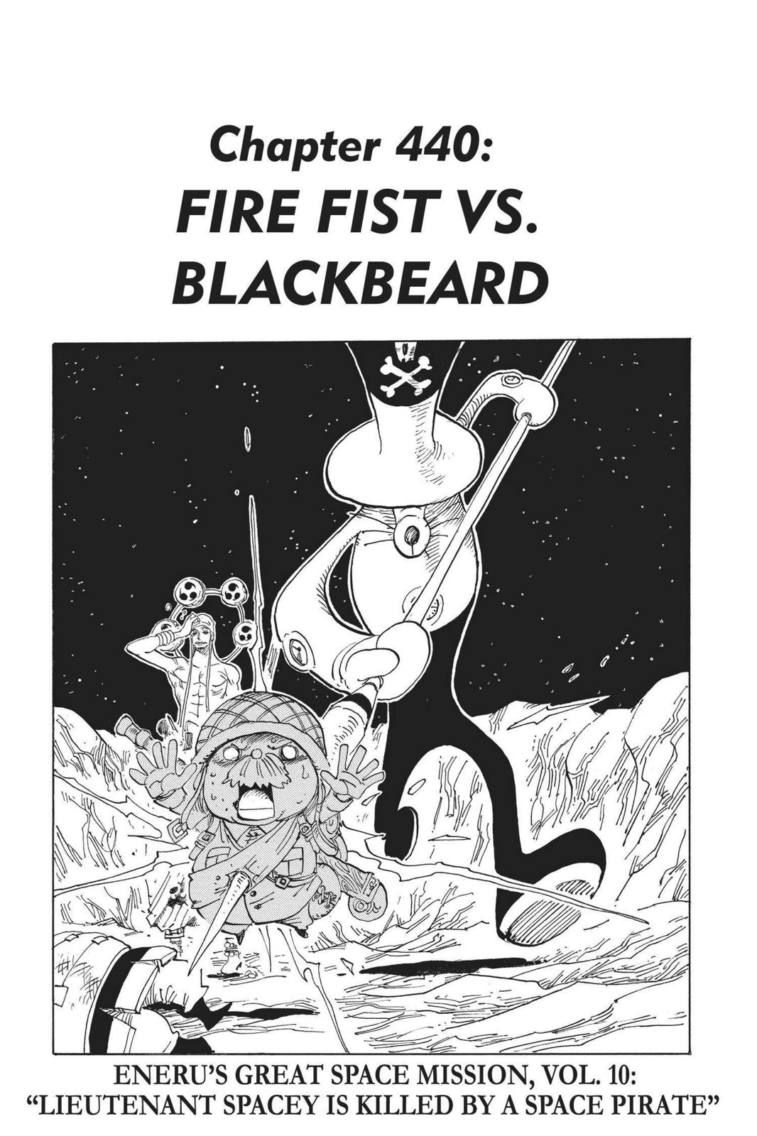One Piece, Chapter 440 image 001