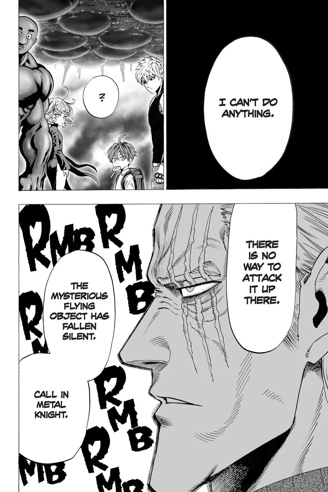 One Punch Man, Chapter Onepunch-Man 32 image 048