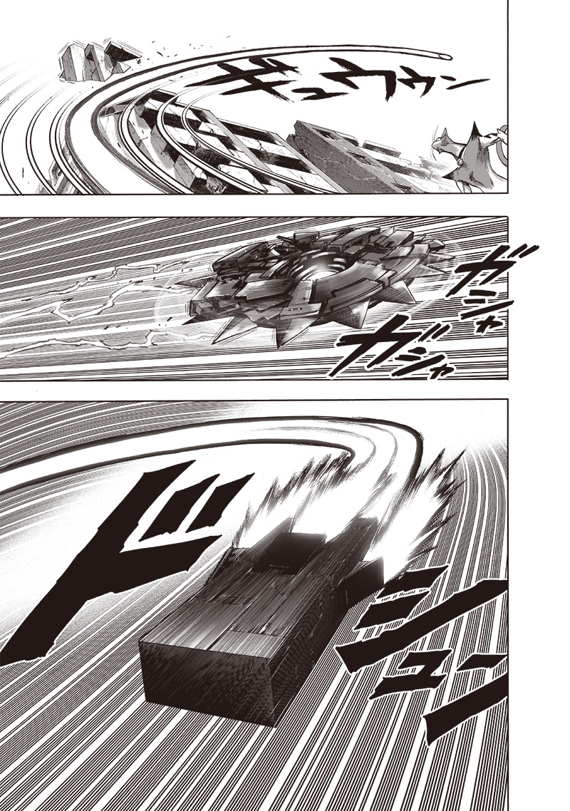 One Punch Man, Chapter One-Punch Man 117 image 015