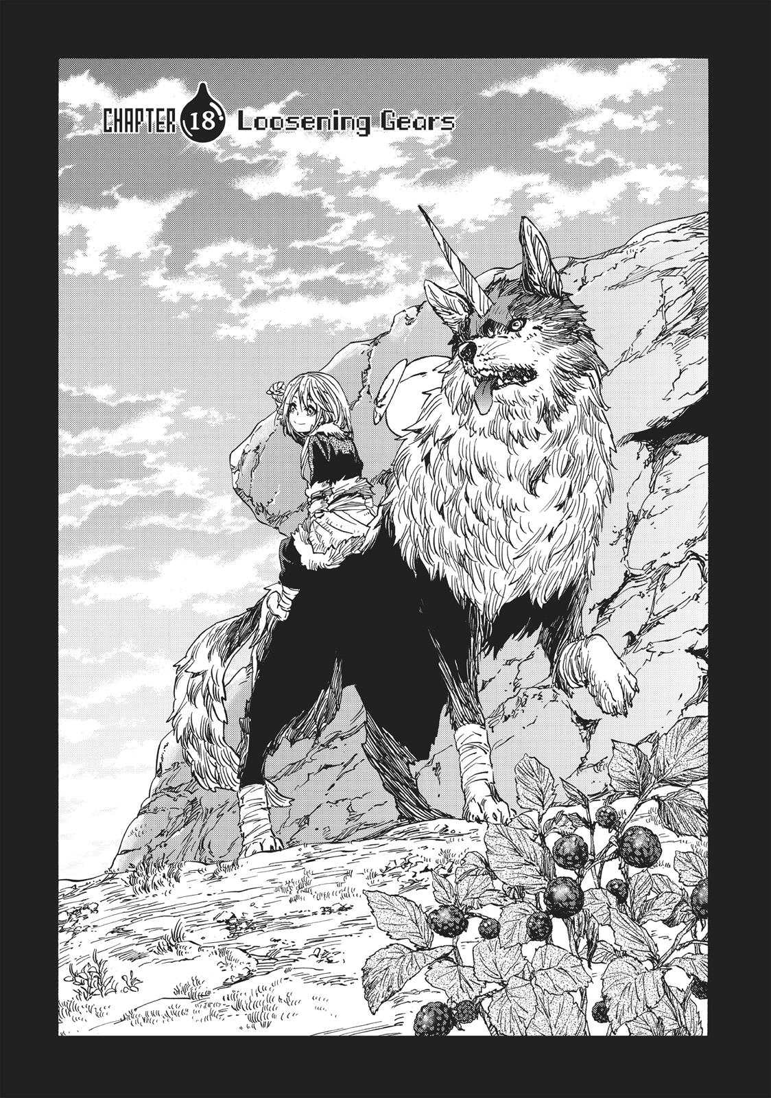 That Time I Got Reincarnated As A Slime, Chapter 18 image 007