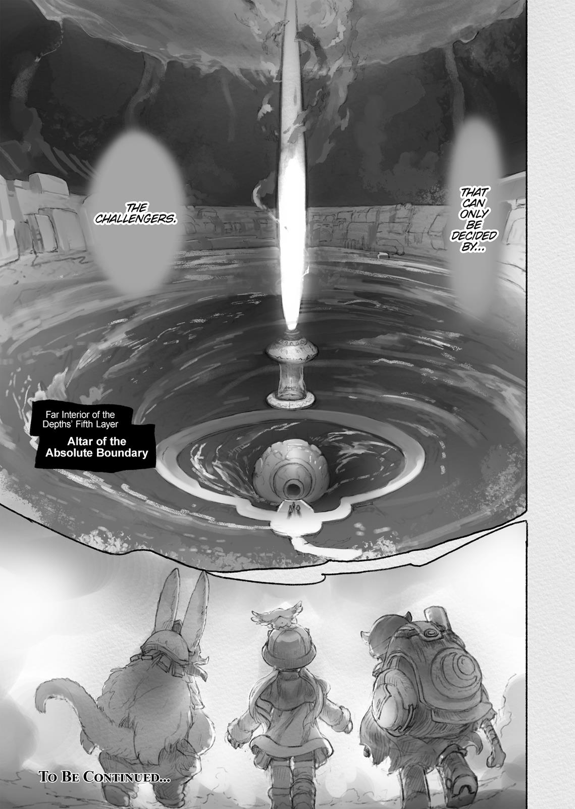 Made In Abyss, Chapter Hello,Abyss 38 image 017