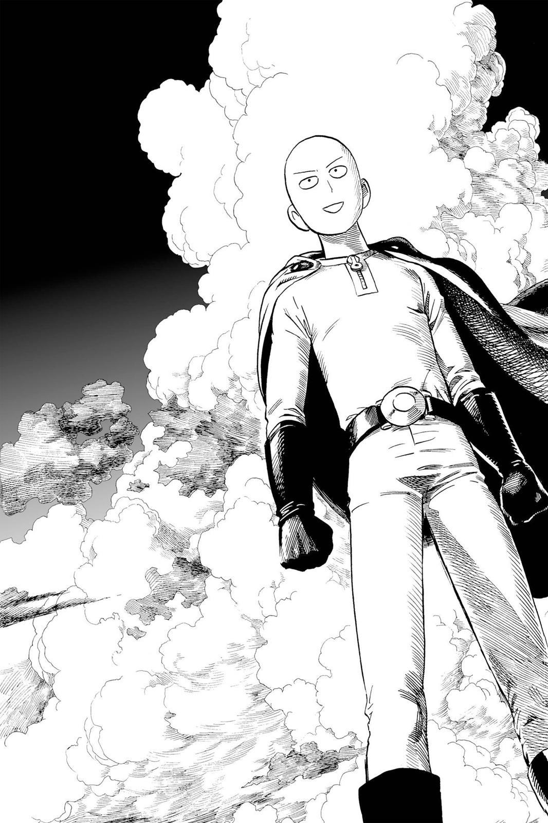 One Punch Man, Chapter Onepunch-Man 20.5 image 027