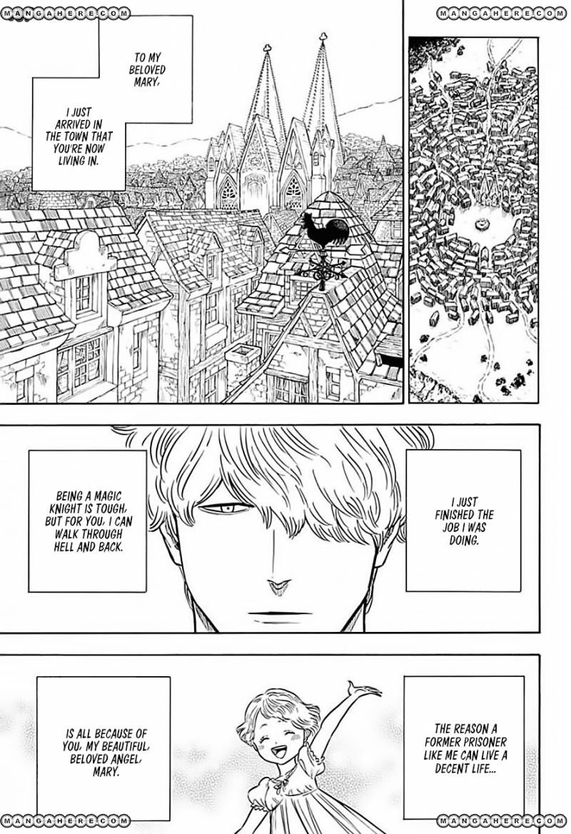 Black Clover, Chapter 39 The Mirror Mage image 003