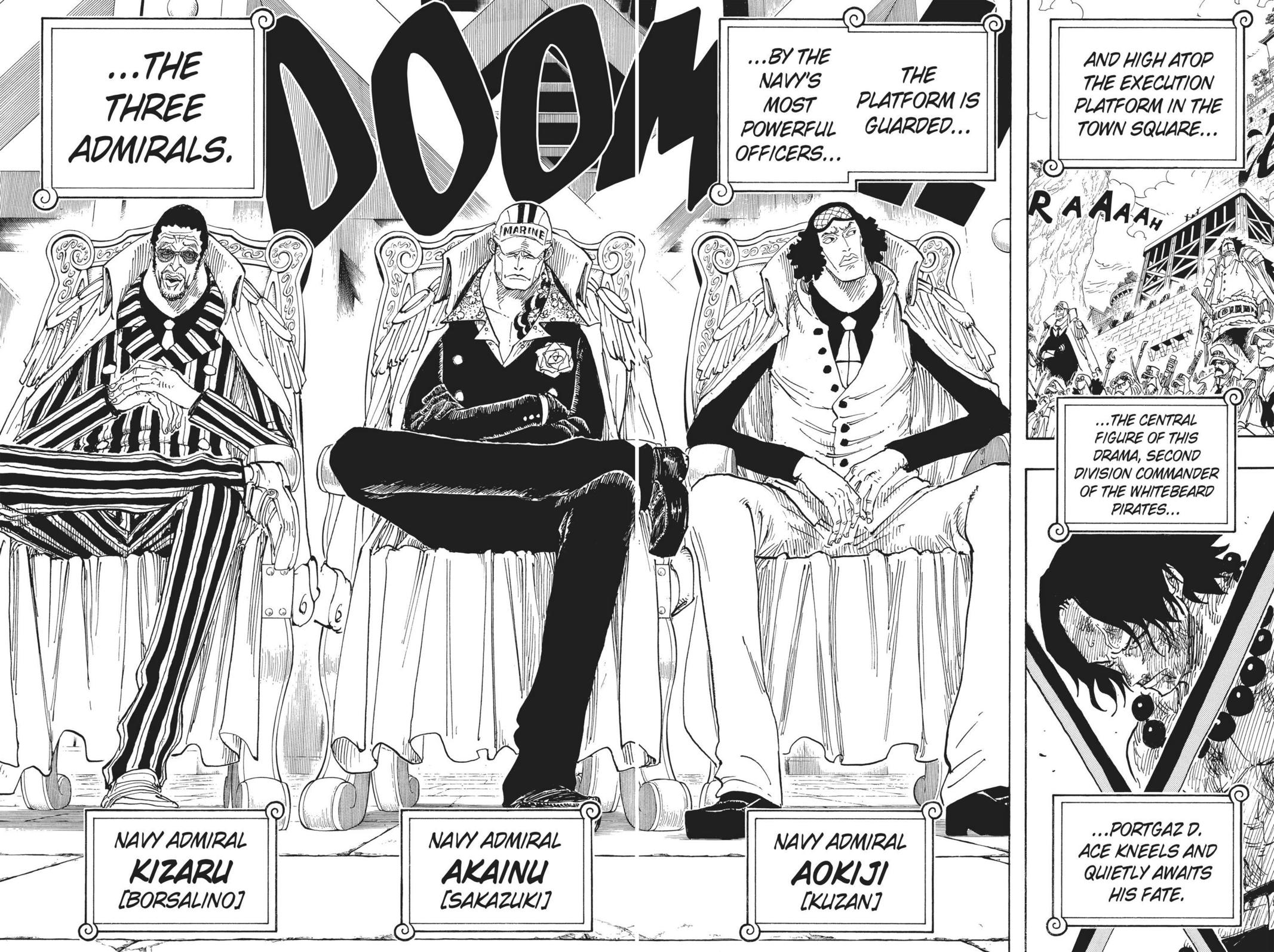 One Piece, Chapter 550 image 008