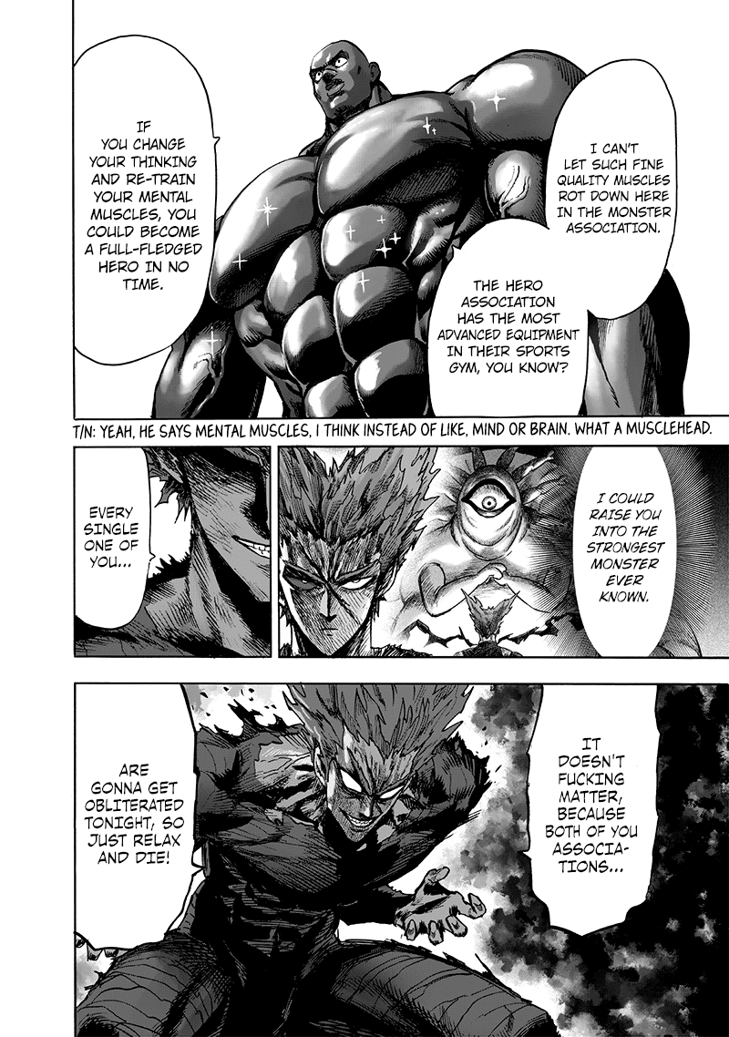One Punch Man, Chapter 126.2 image 016