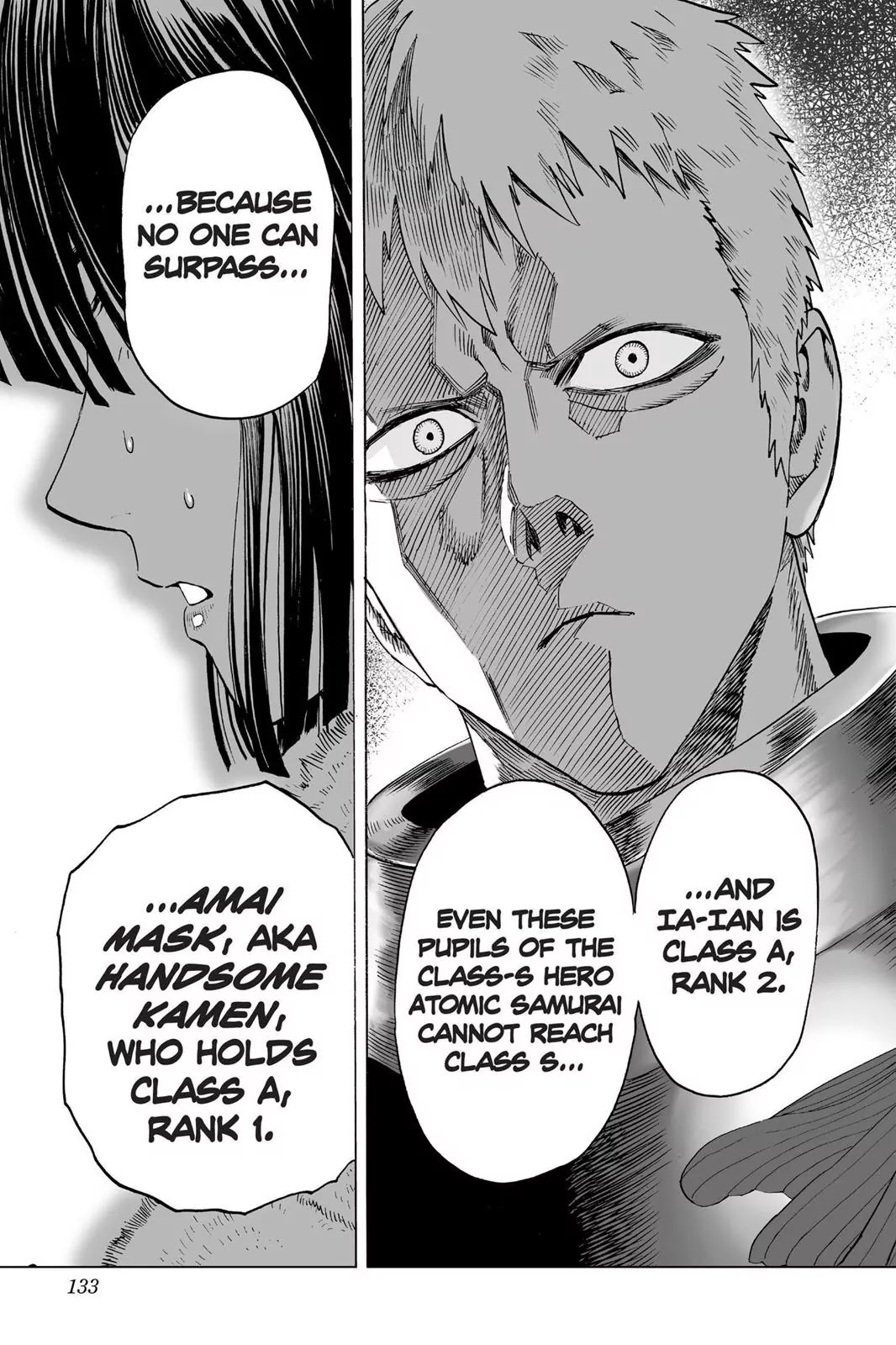 One Punch Man, Chapter Onepunch-Man 45 image 007