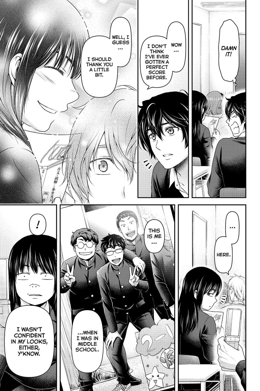 Domestic Girlfriend, Chapter 121 The Cynical Girl And The Young Buck image 013
