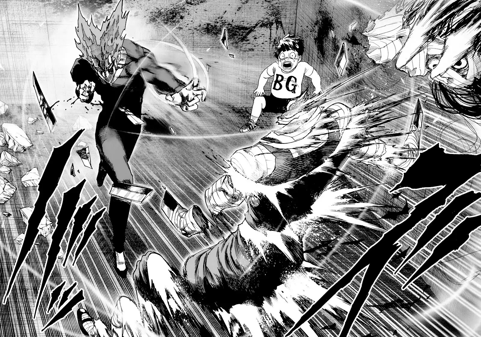 One Punch Man, Chapter Onepunch-Man 90 image 036