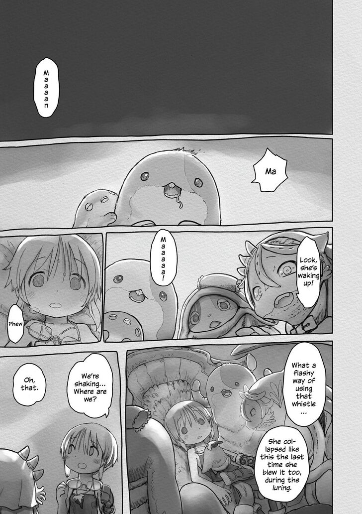 Made In Abyss, Chapter 58 image 012