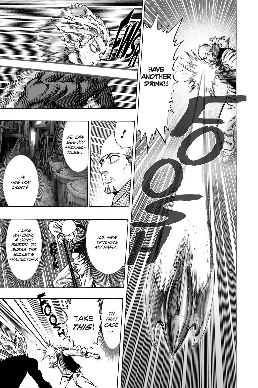 One Punch Man, Chapter Onepunch-Man 50 image 007