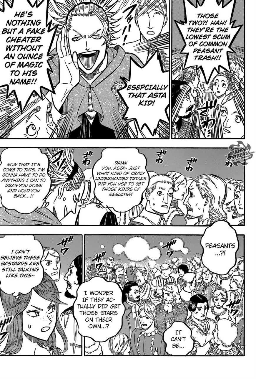 Black Clover, Chapter 106 How Far We've Come image 003