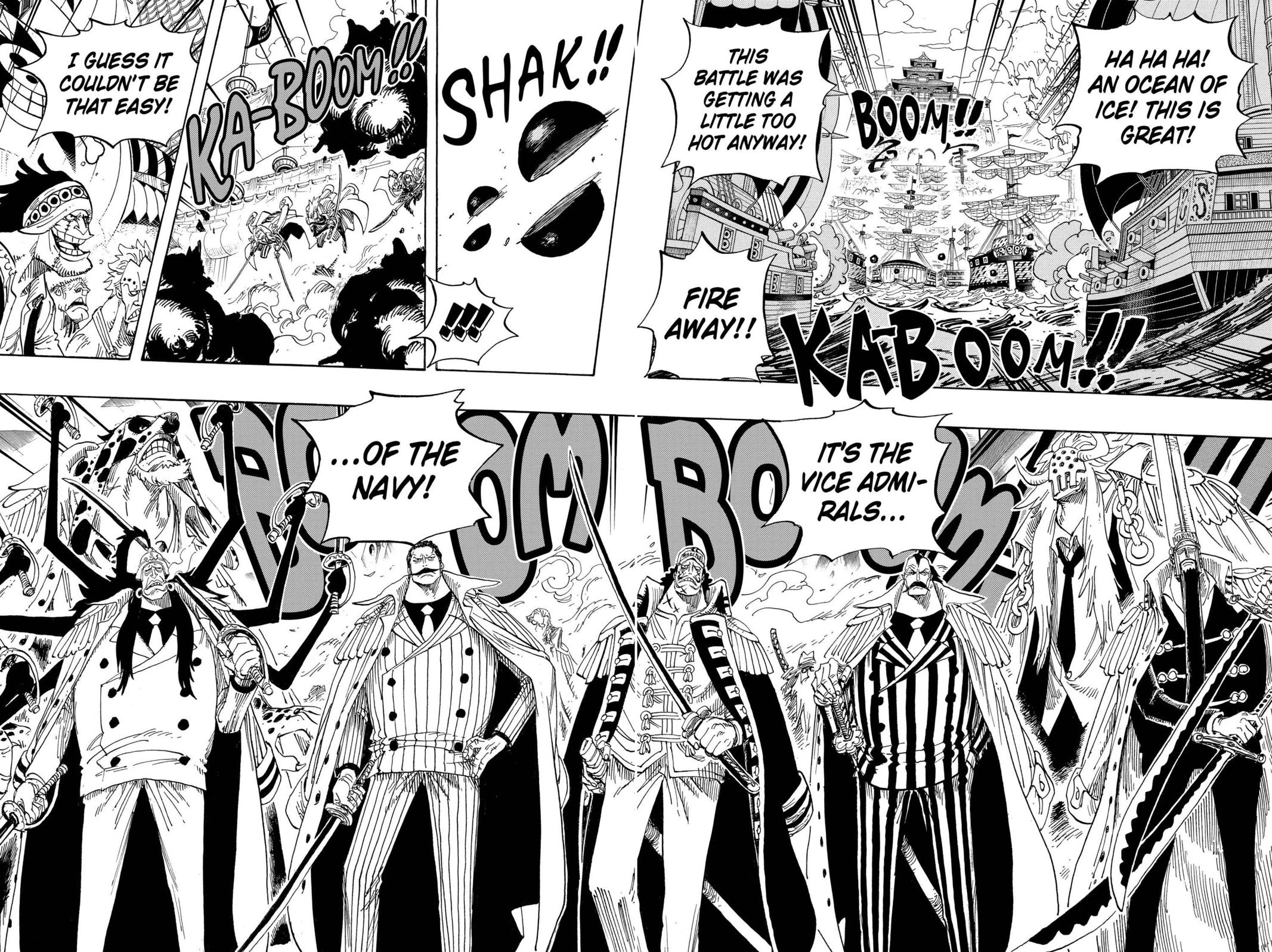 One Piece, Chapter 553 image 007
