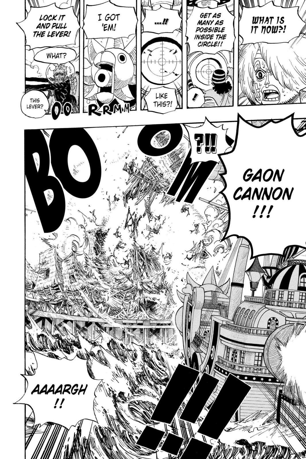 One Piece, Chapter 495 image 012
