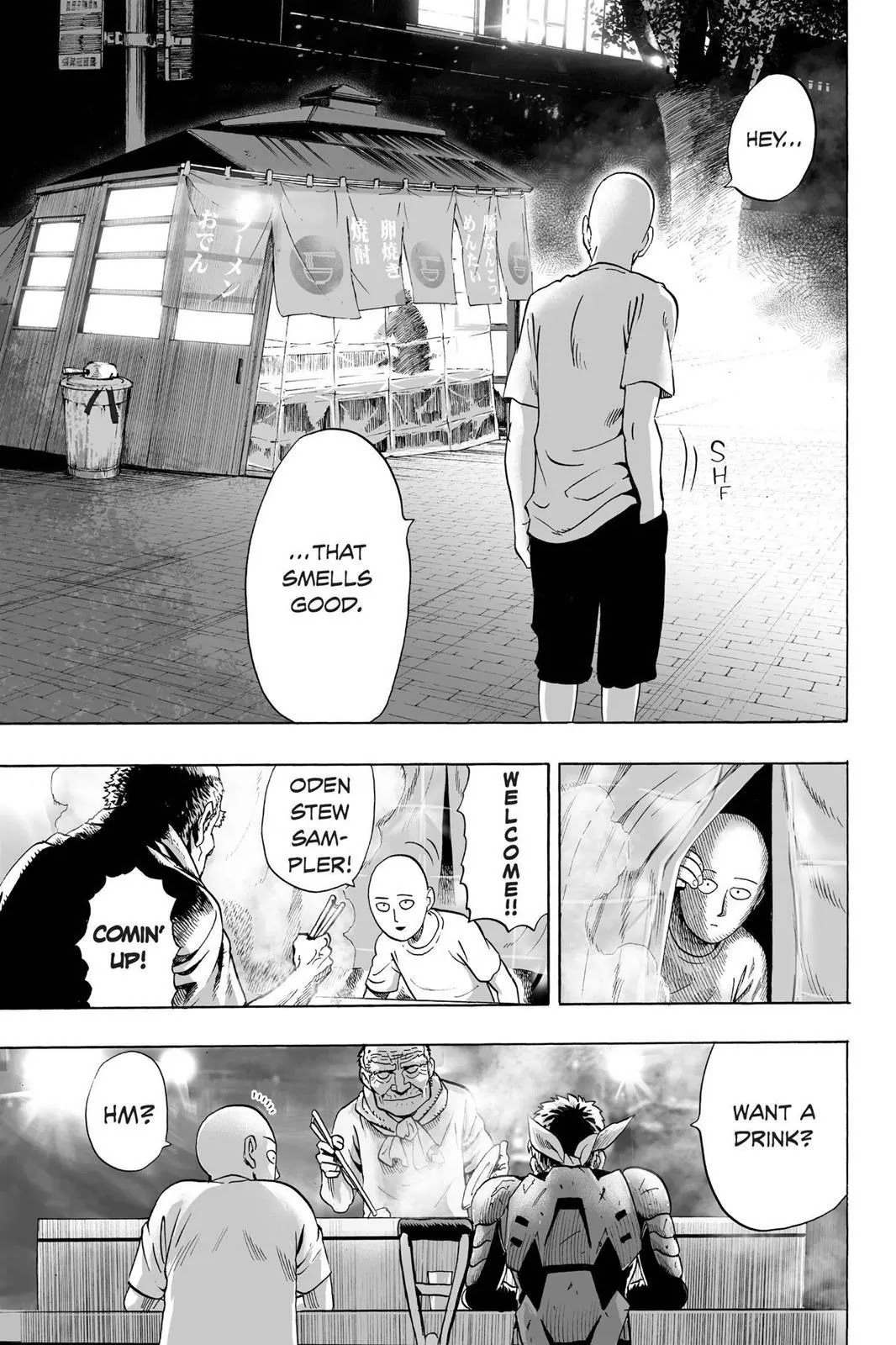 One Punch Man, Chapter Onepunch-Man 29 image 017