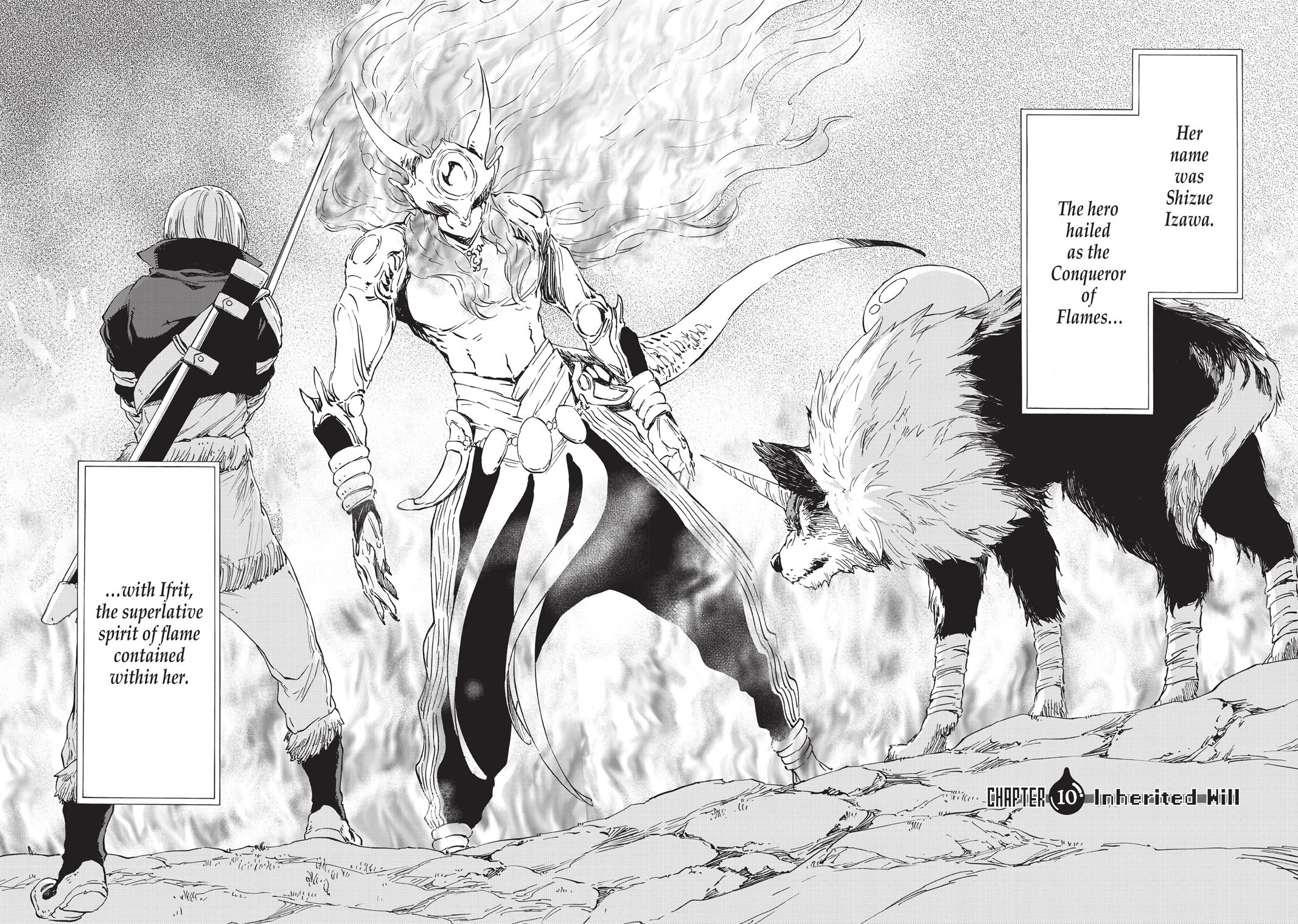 That Time I Got Reincarnated As A Slime, Chapter 10 image 002