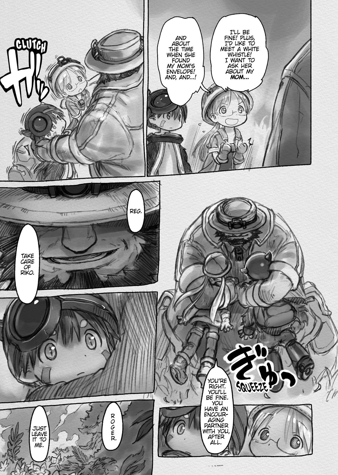 Made In Abyss, Chapter Hello,Abyss 10 image 009