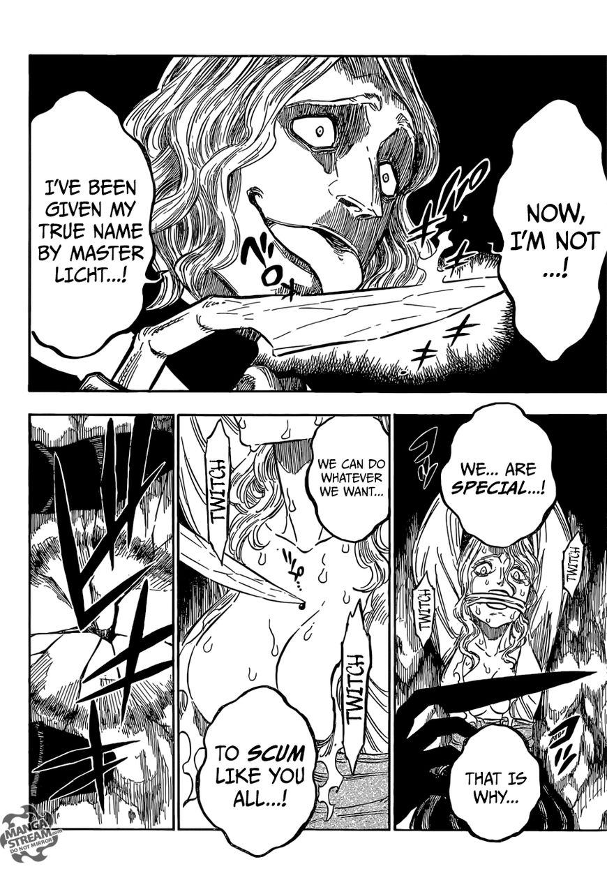Black Clover, Chapter 135 Into the Eye of the Midnight Sun's Base!! image 009