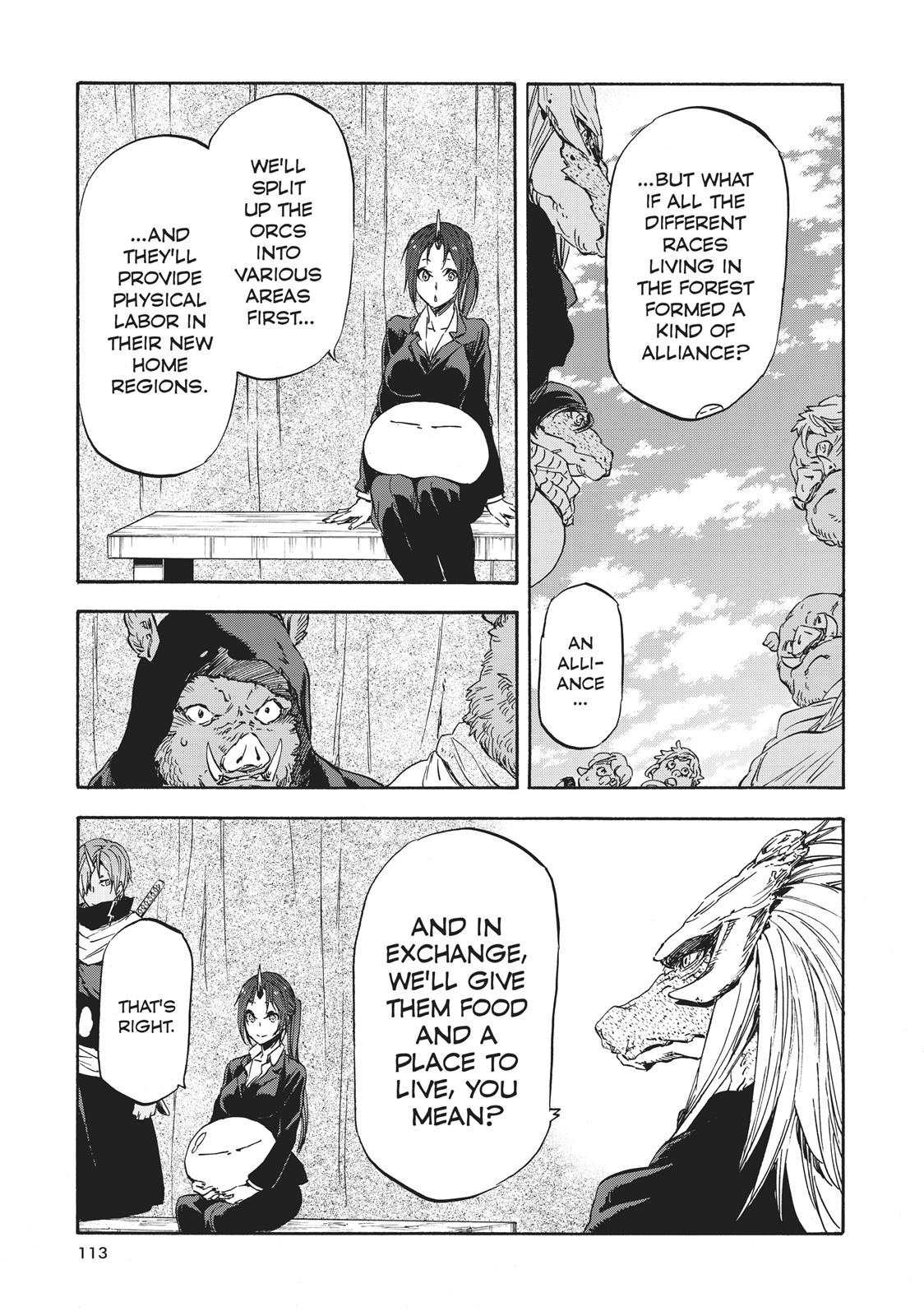 That Time I Got Reincarnated As A Slime, Chapter 26 image 013