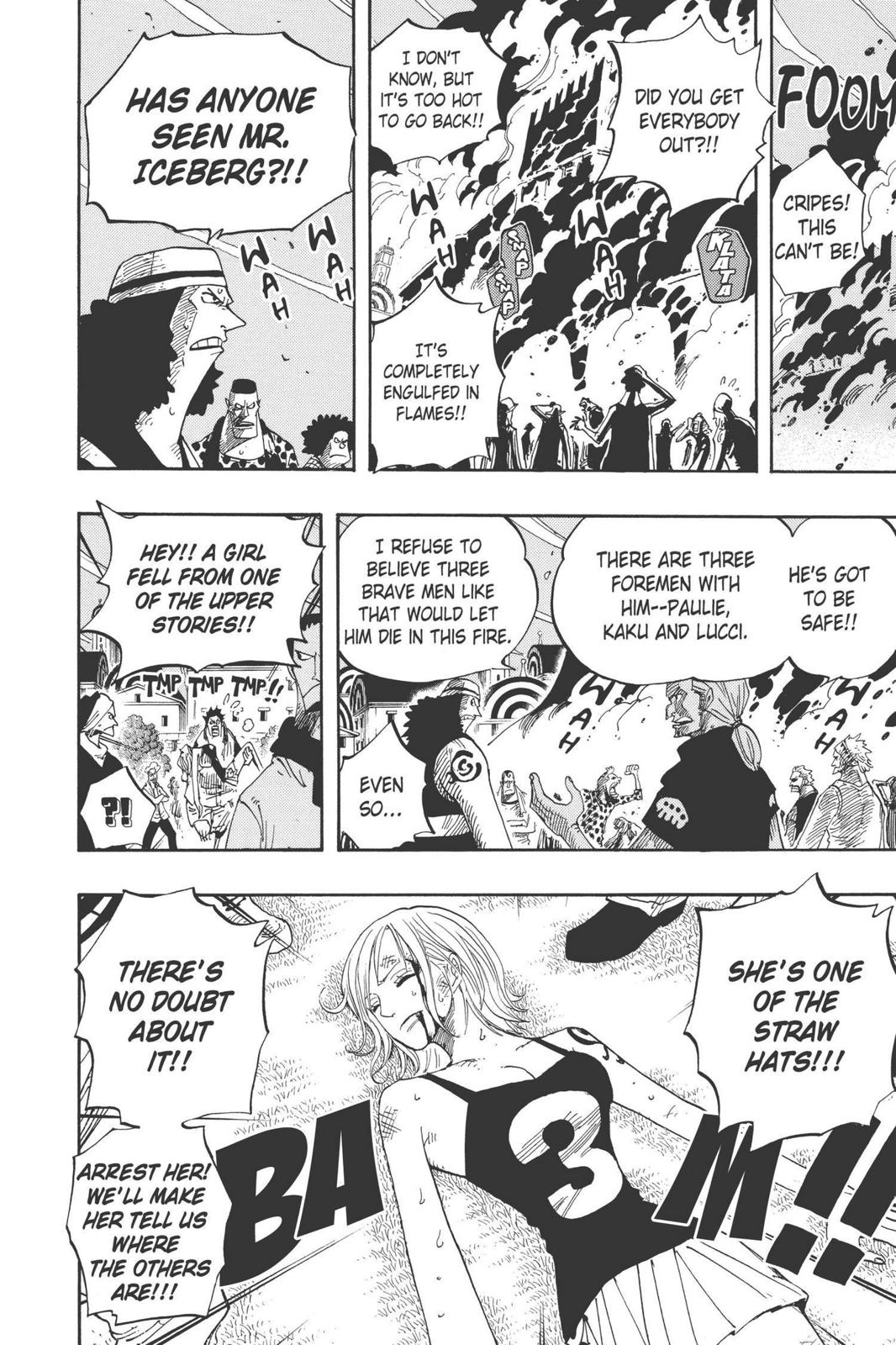 One Piece, Chapter 349 image 014