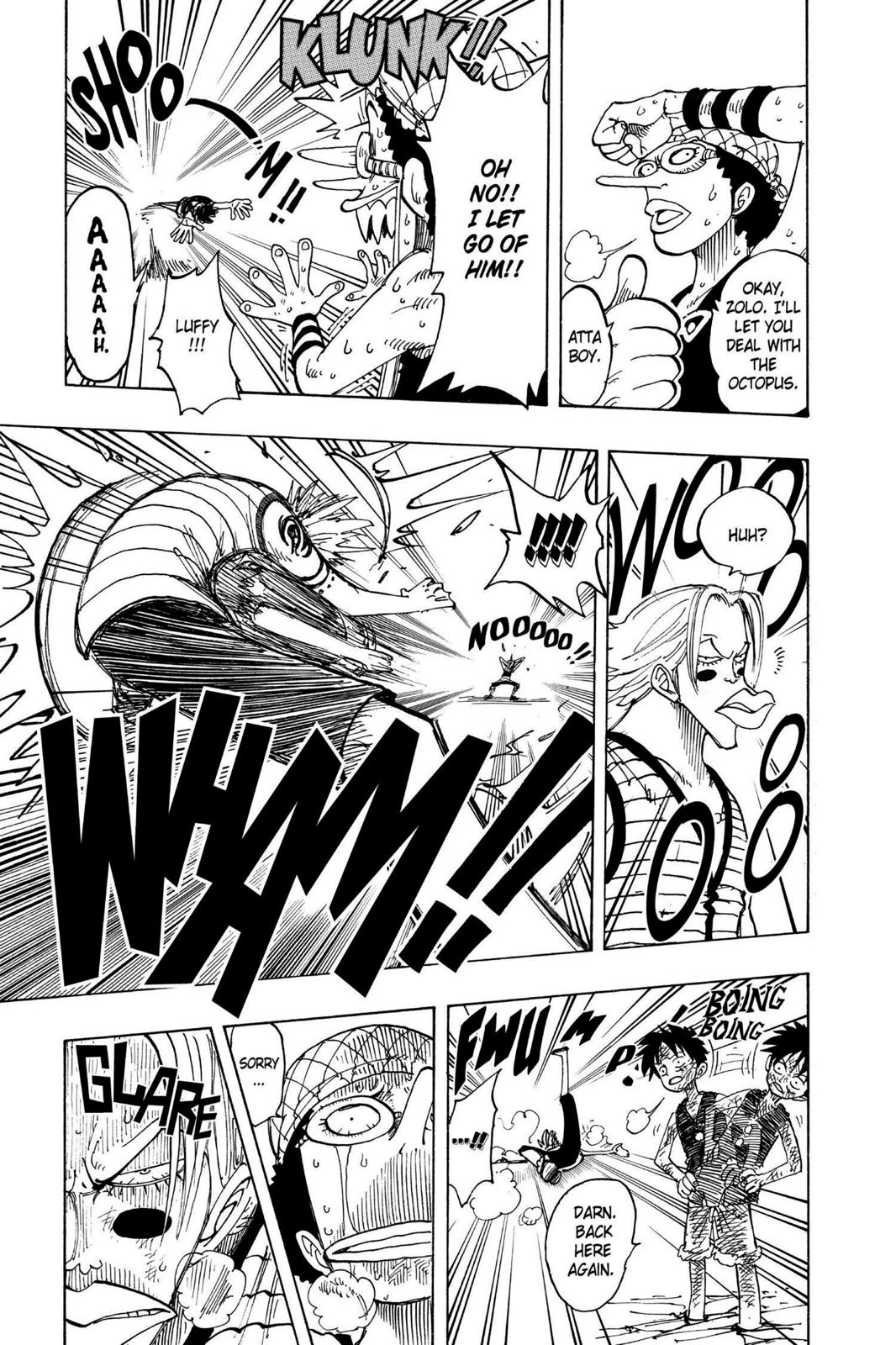 One Piece, Chapter 83 image 011
