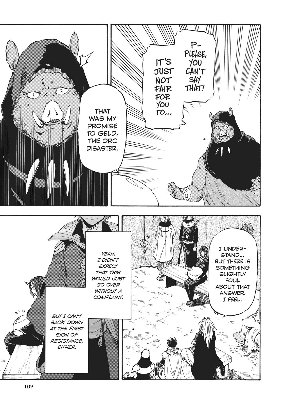 That Time I Got Reincarnated As A Slime, Chapter 26 image 009