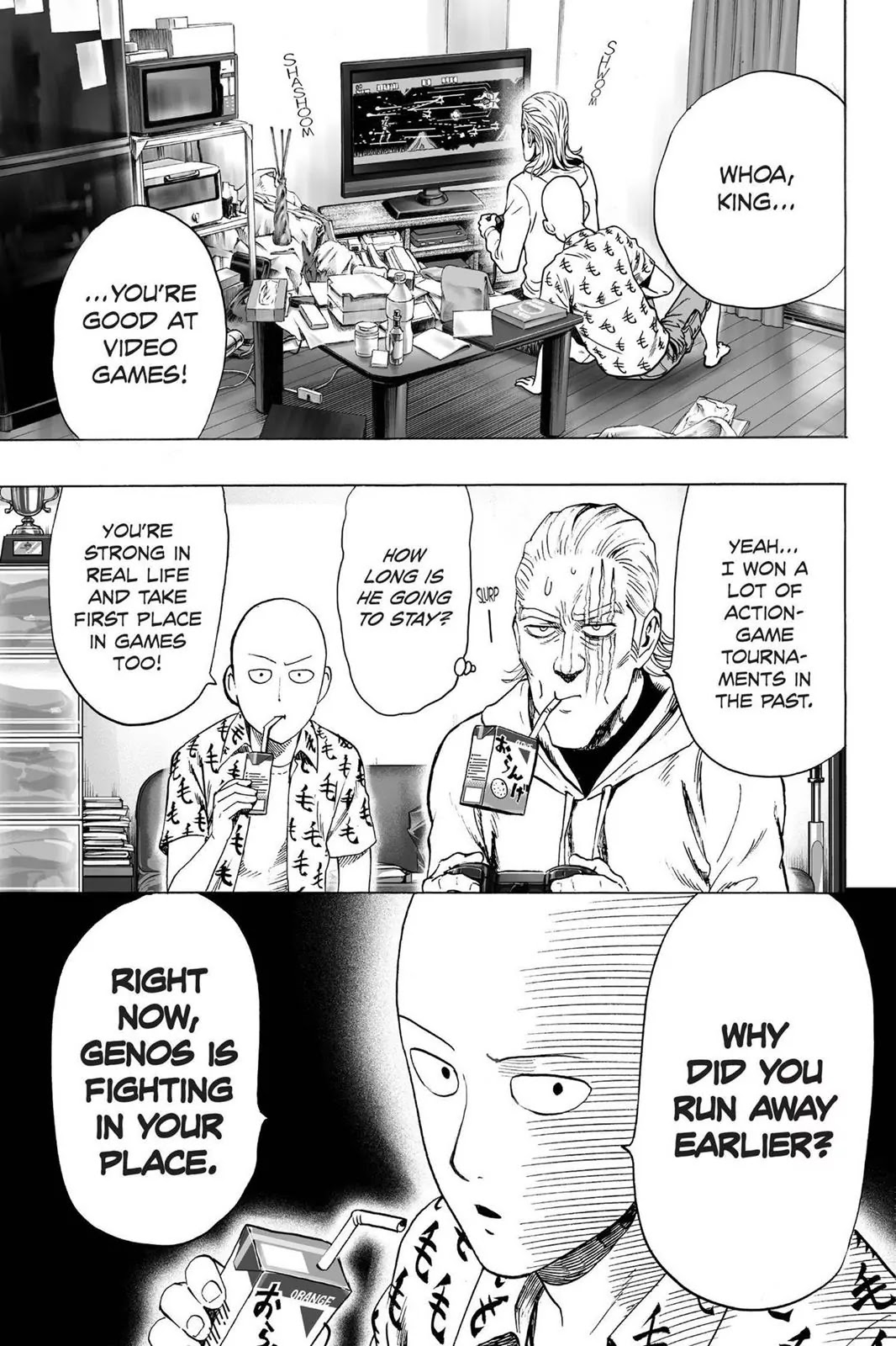 One Punch Man, Chapter Onepunch-Man 38 image 063