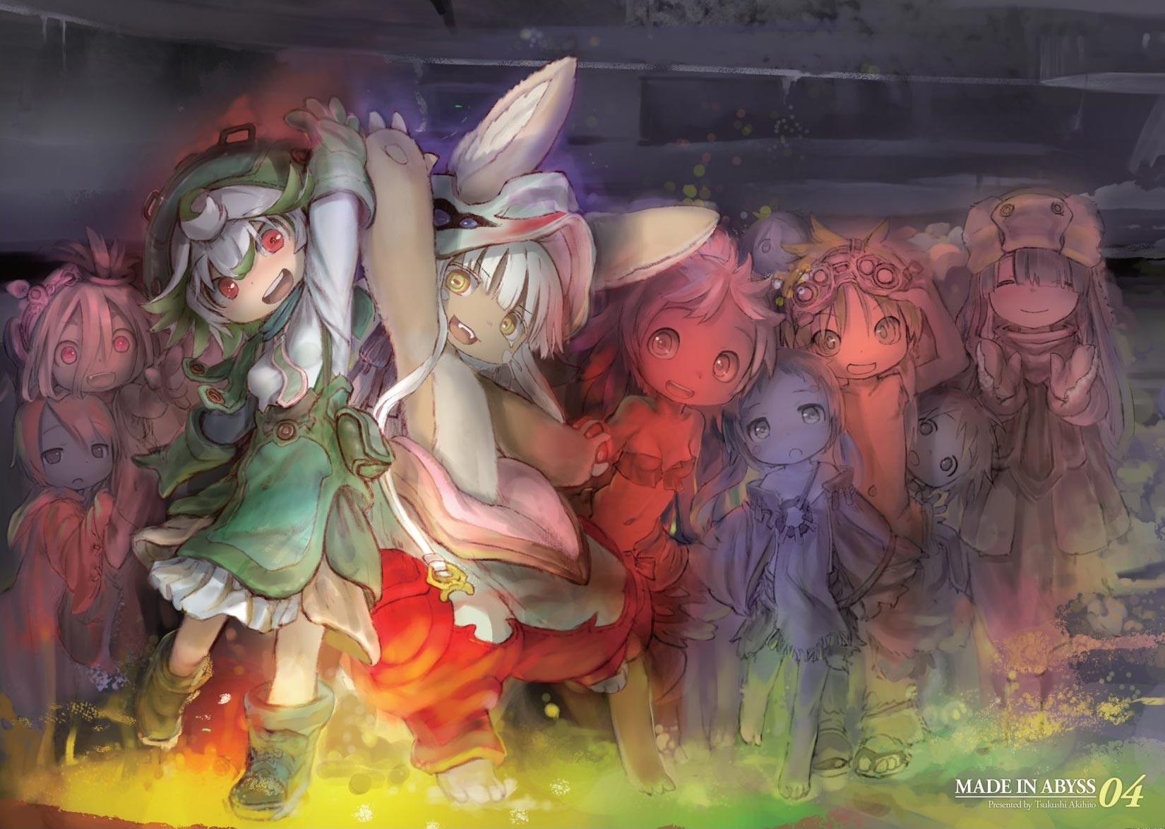 Made In Abyss, Chapter Hello,Abyss 25 image 003