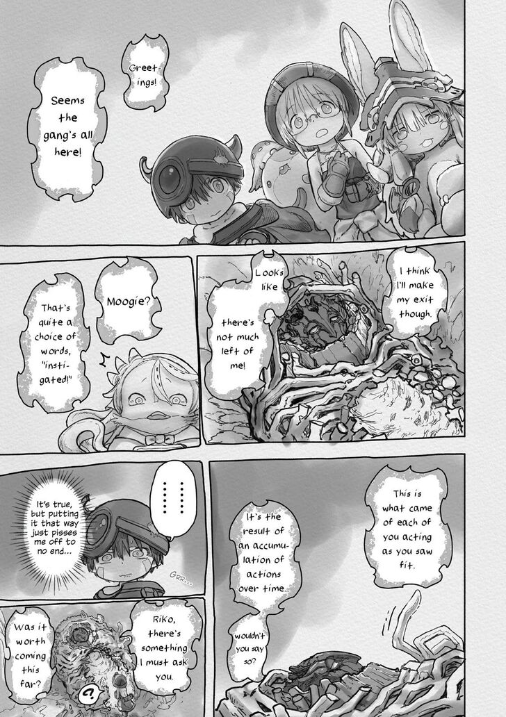 Made In Abyss, Chapter 58 image 016