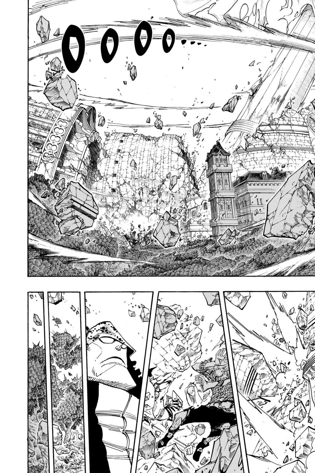 One Piece, Chapter 485 image 002
